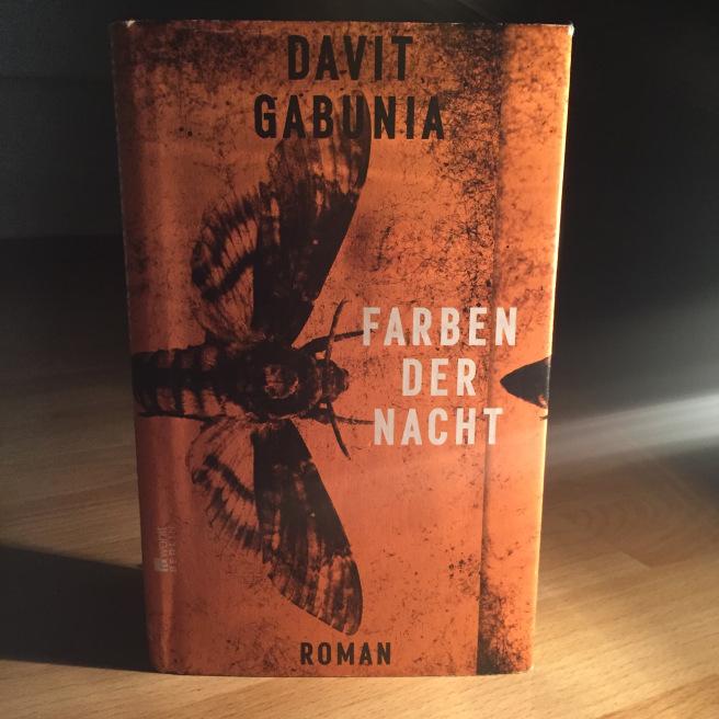 Davit Gabunia - Farben der Nacht