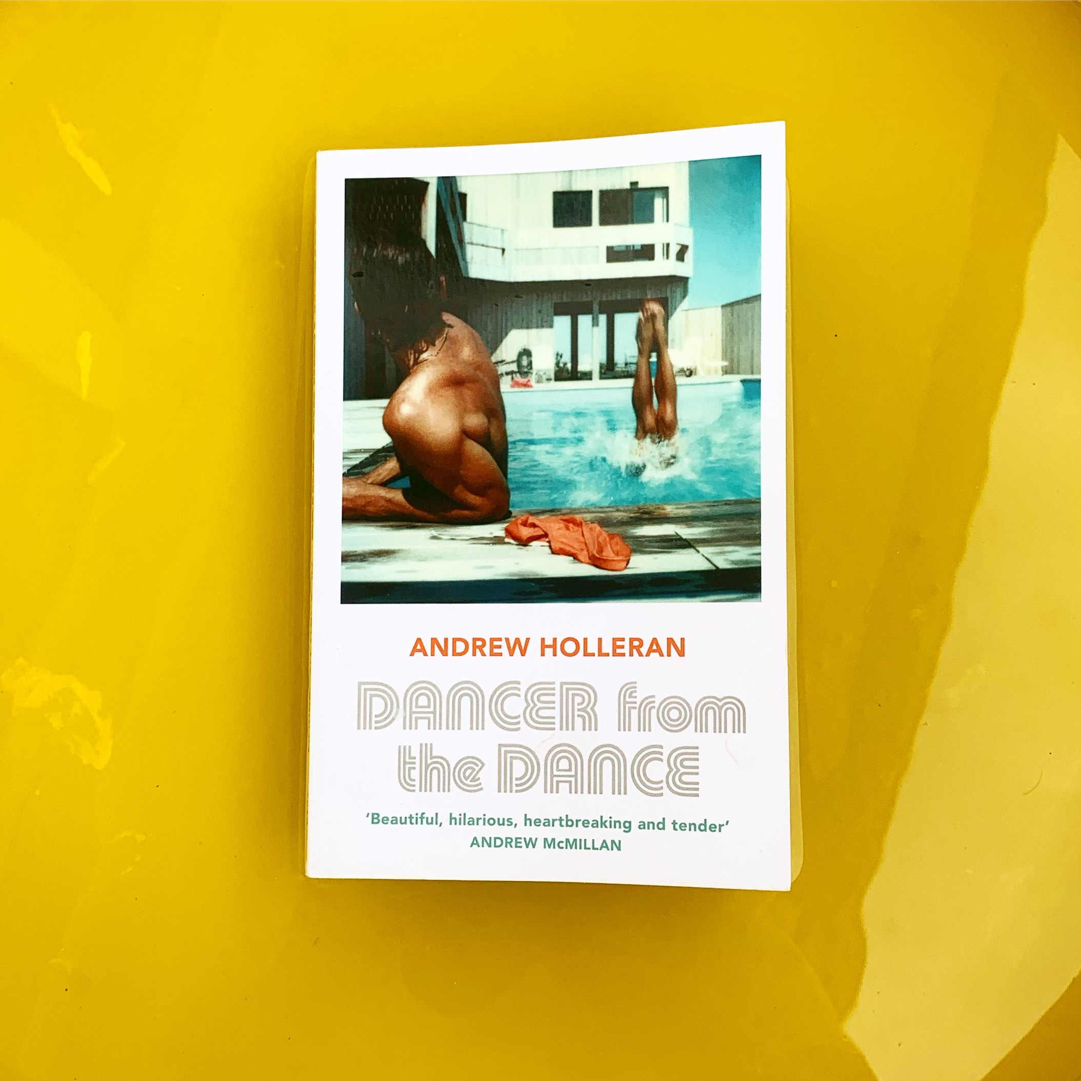 Andrew Holleran - Dancer from the Dance