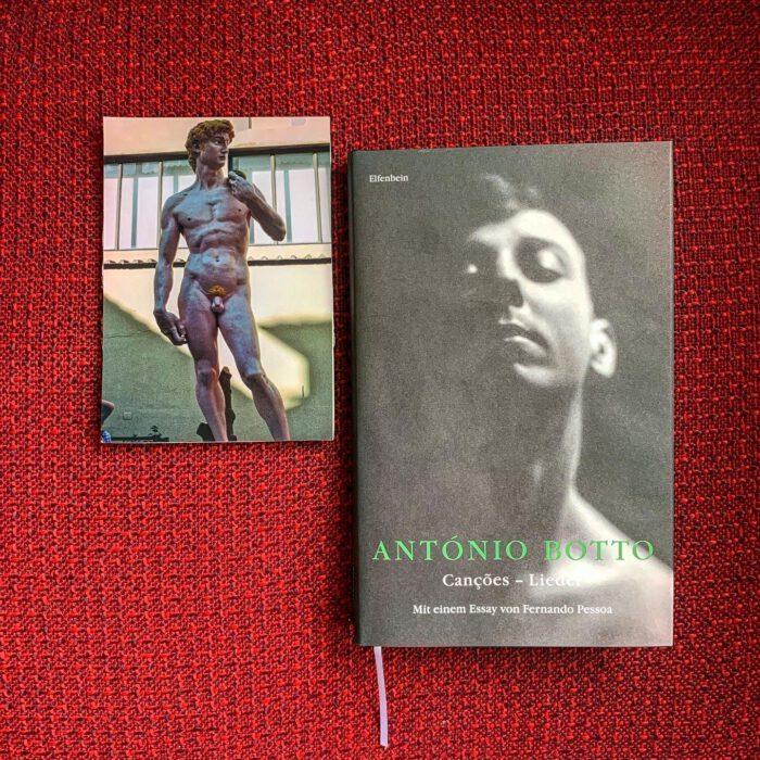 António Botto - Canções - Lieder