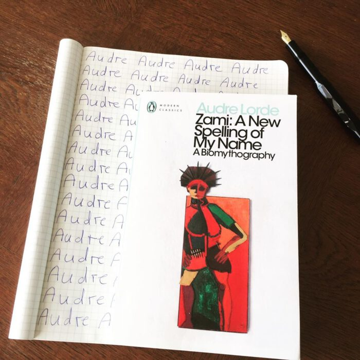 Audre Lorde - Zami: A New Spelling of my Name