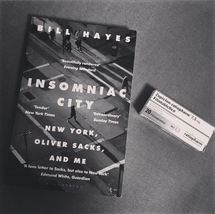Bill Hayes - Insomniac City