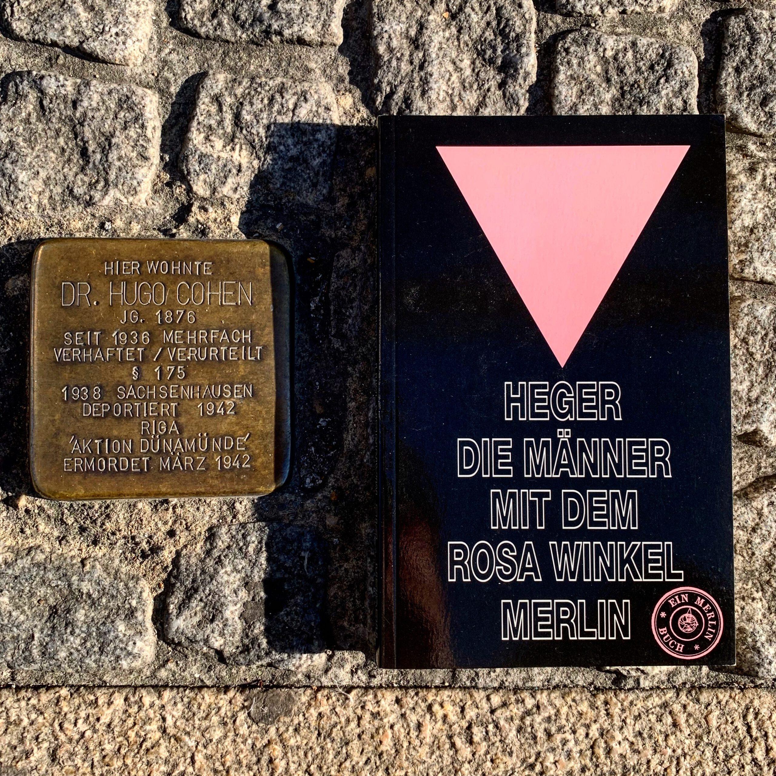 Heinz Heger - Die Männer mit dem rosa Winkel