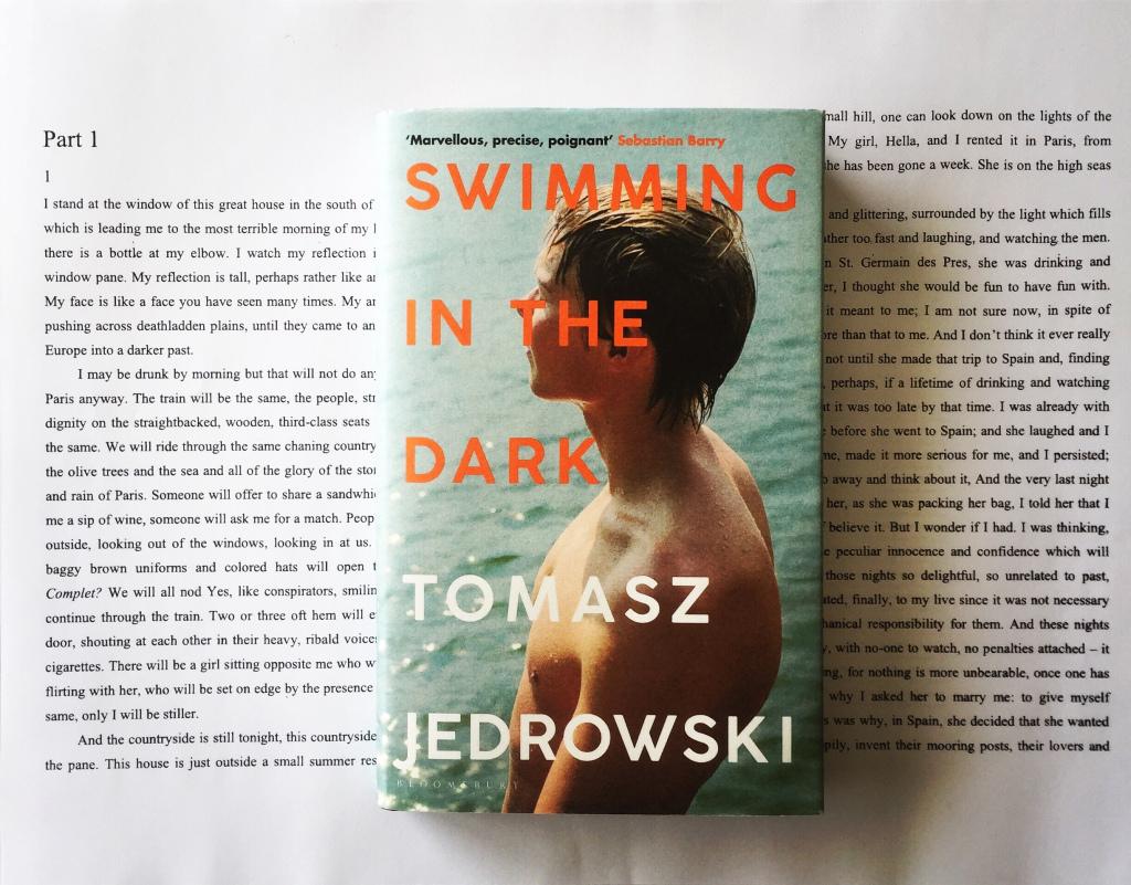 Tomasz Jedrowski - Swimming In the Dark