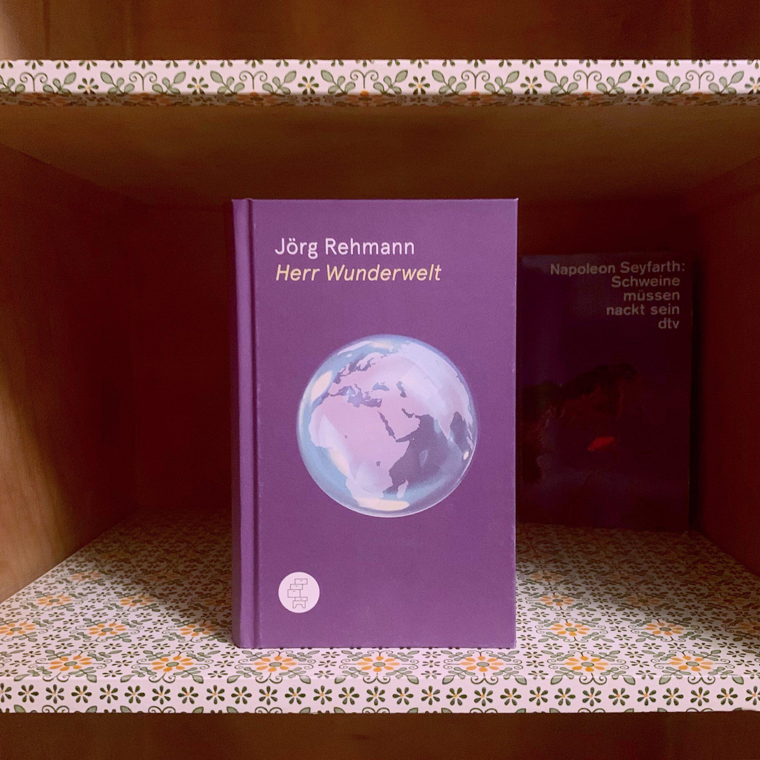 Jörg Rehmann - Herr Wunderwelt