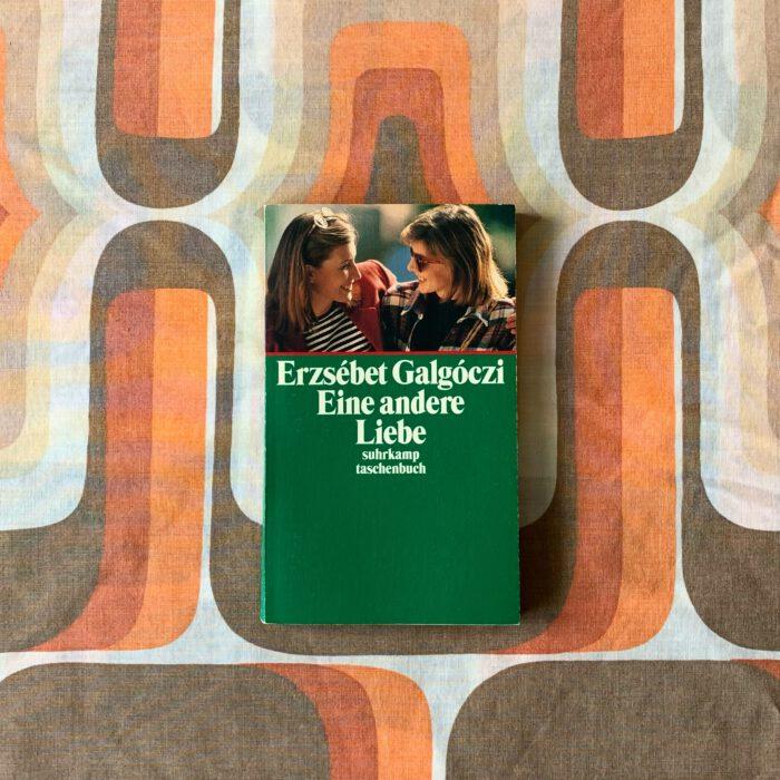Erzsébet Galgóczi - Eine andere Liebe