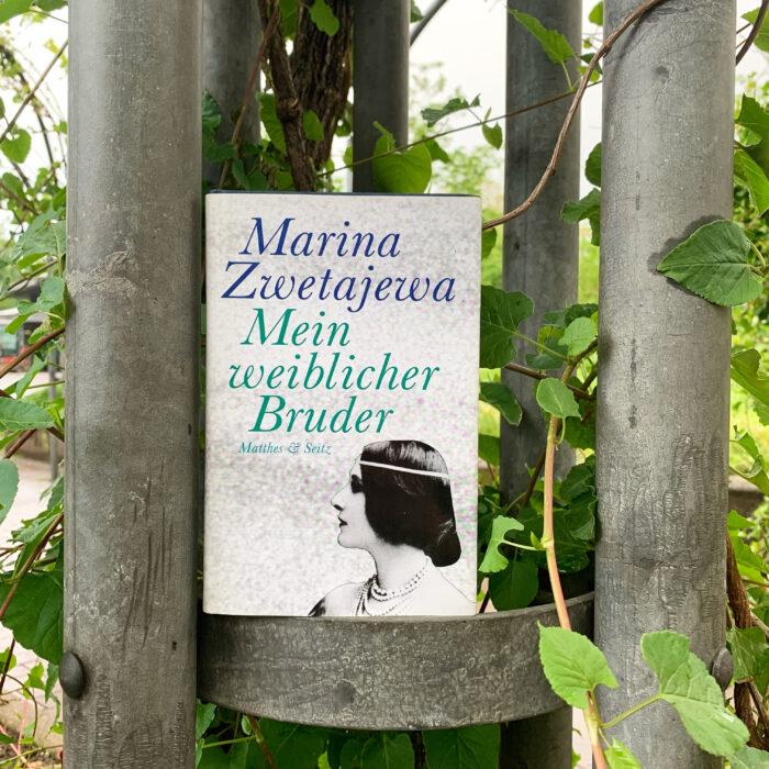 Marina Zwetajewa - Mein weiblicher Bruder: Brief an die Amazone