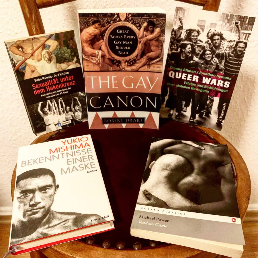 Herausforderungen beim Kanonisierungsprozess von schwuler Literatur