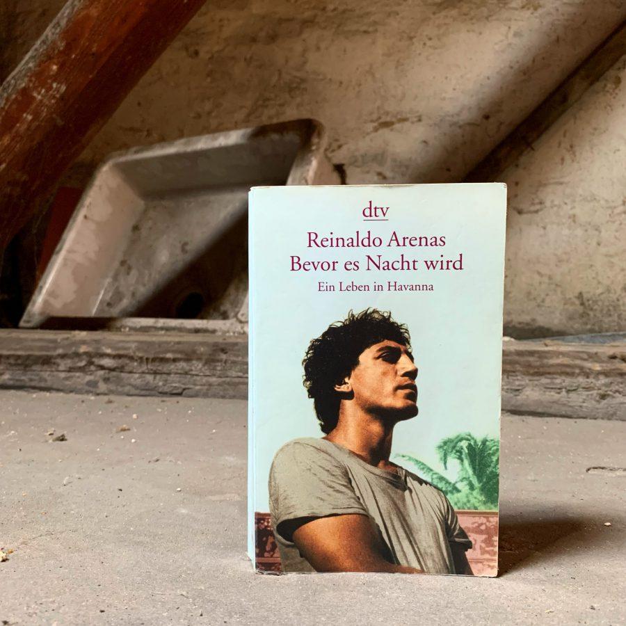 Reinaldo Arenas - Bevor es Nacht wird
